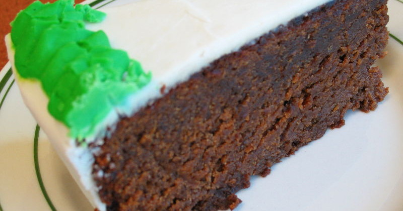 Spice Cake Mix Fruit Cake